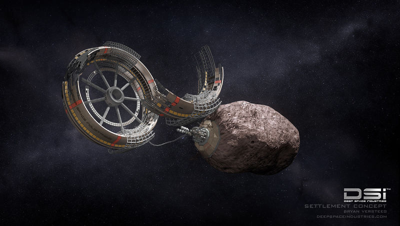 Asteroids: The Next Mining Boom?