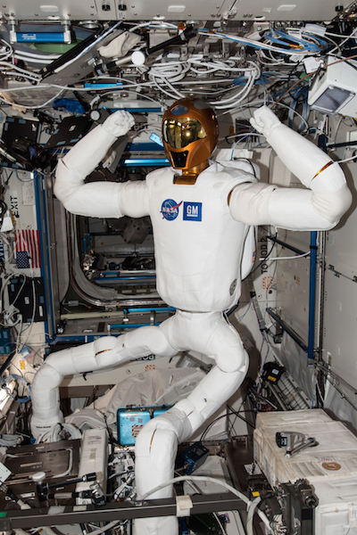 nasa iss robot new - photo #3