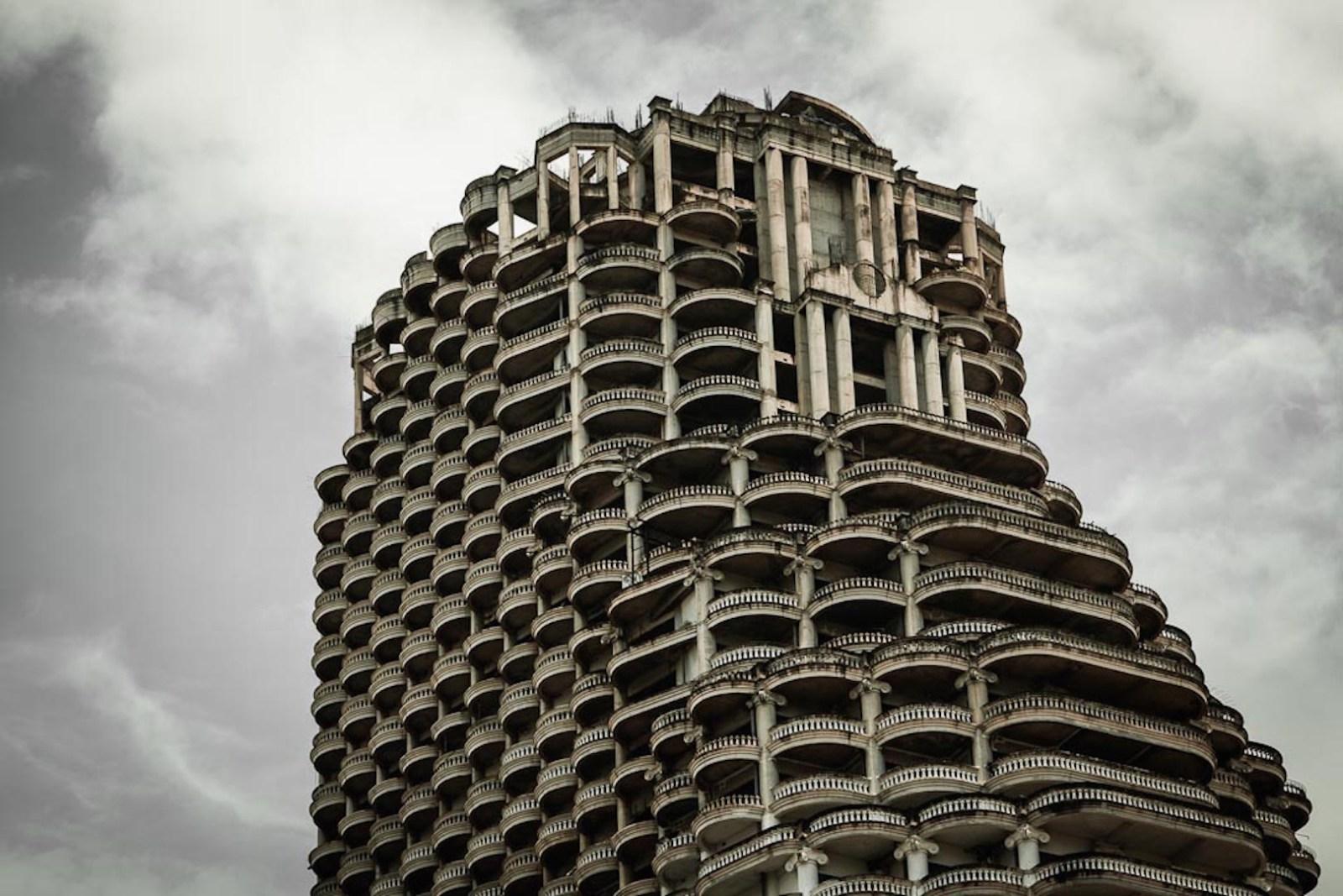 Abandoned Luxury Residence