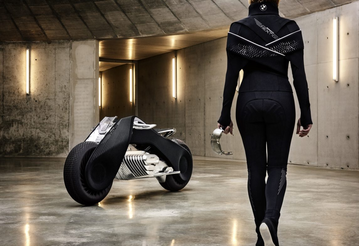 The Weird and Sexy World Of Gyroscopic Motorbikes