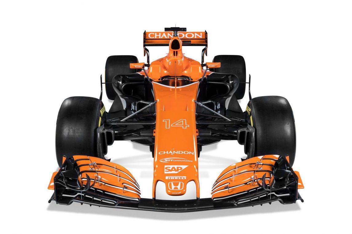 The Machines That Make McLaren's F1 Racer