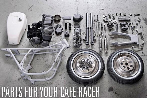 Cafe Racer Parts