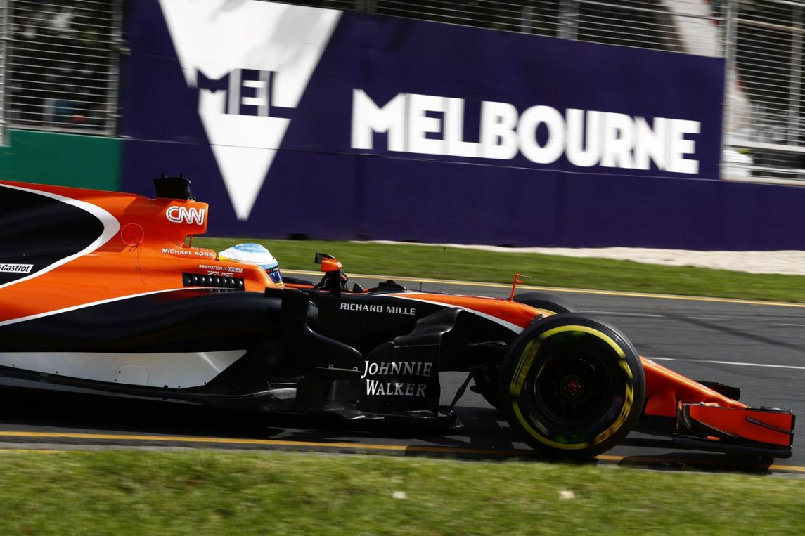 Future-Forward at High Speed: McLaren To Print 3D Parts Trackside
