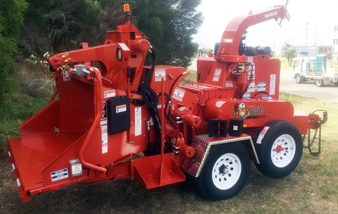 Australia's Safest Wood Chipper Wants You to Have a Good Day