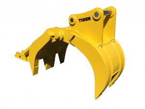 Tiger rock grab attachment