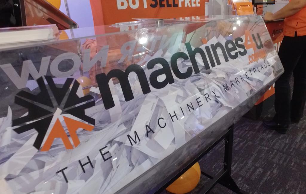 Machines4u competition barrel