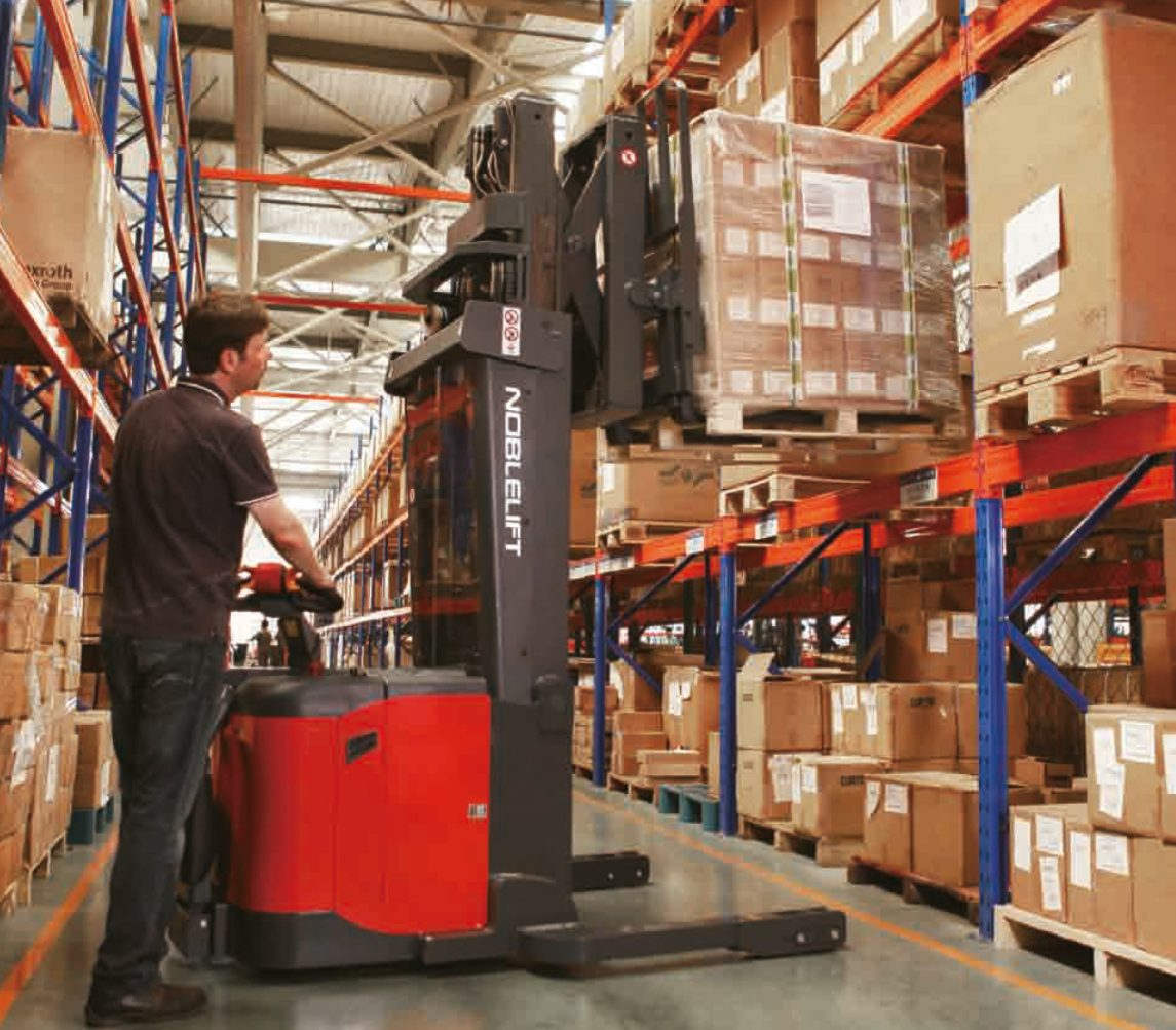 Get Exponential Benefits from One Simple Forklift Upgrade