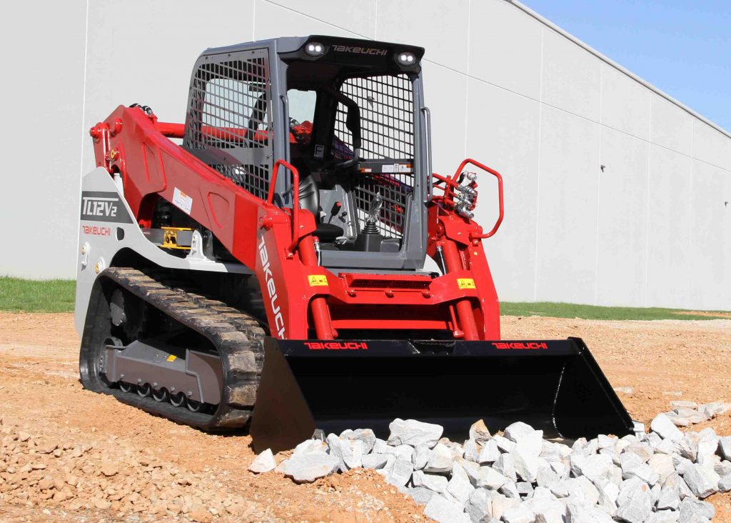 Our Verdict on Takeuchi's Remixed Vertical Lift Loader