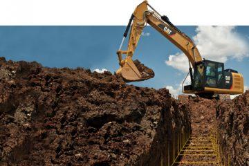 Westrac excavator tech
