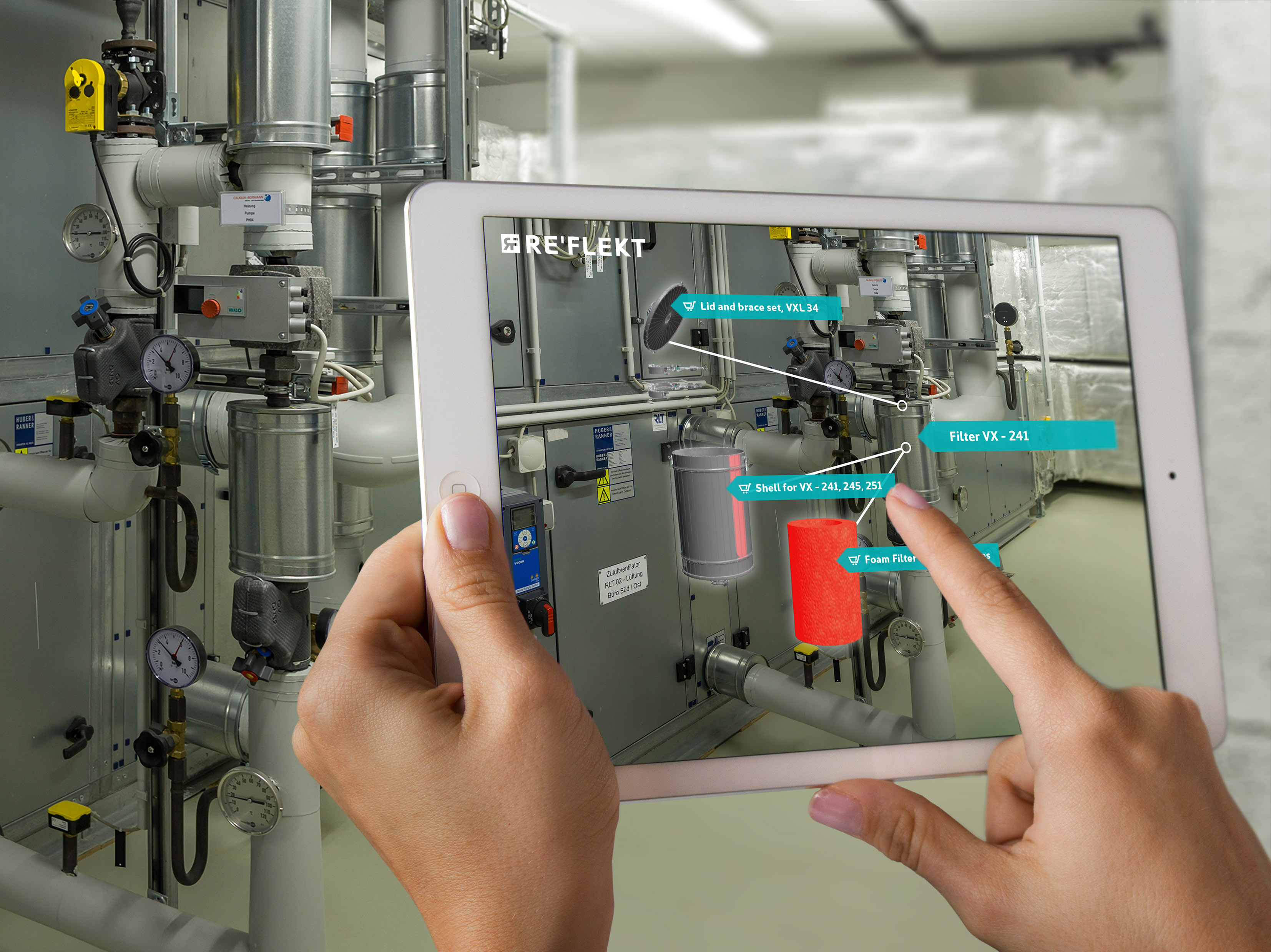 Augmented Reality in Industry 4.0 - A Great Gimmick or Potential Industry Changer?