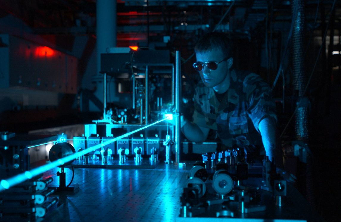 The Most Powerful Lasers in the World and What They're Used For