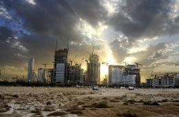 construction in qatar