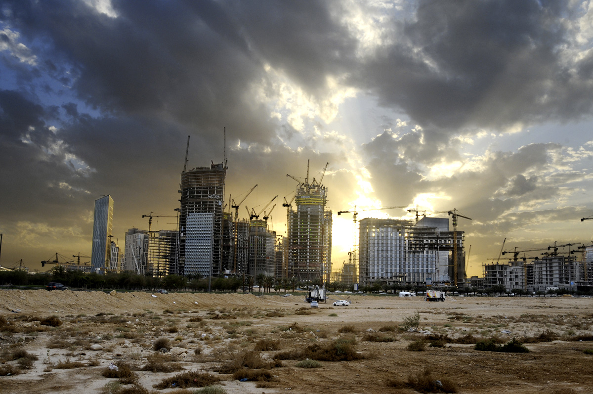 Life in Qatar: New Cranes, Old Sticks & Condom-Shaped Buildings