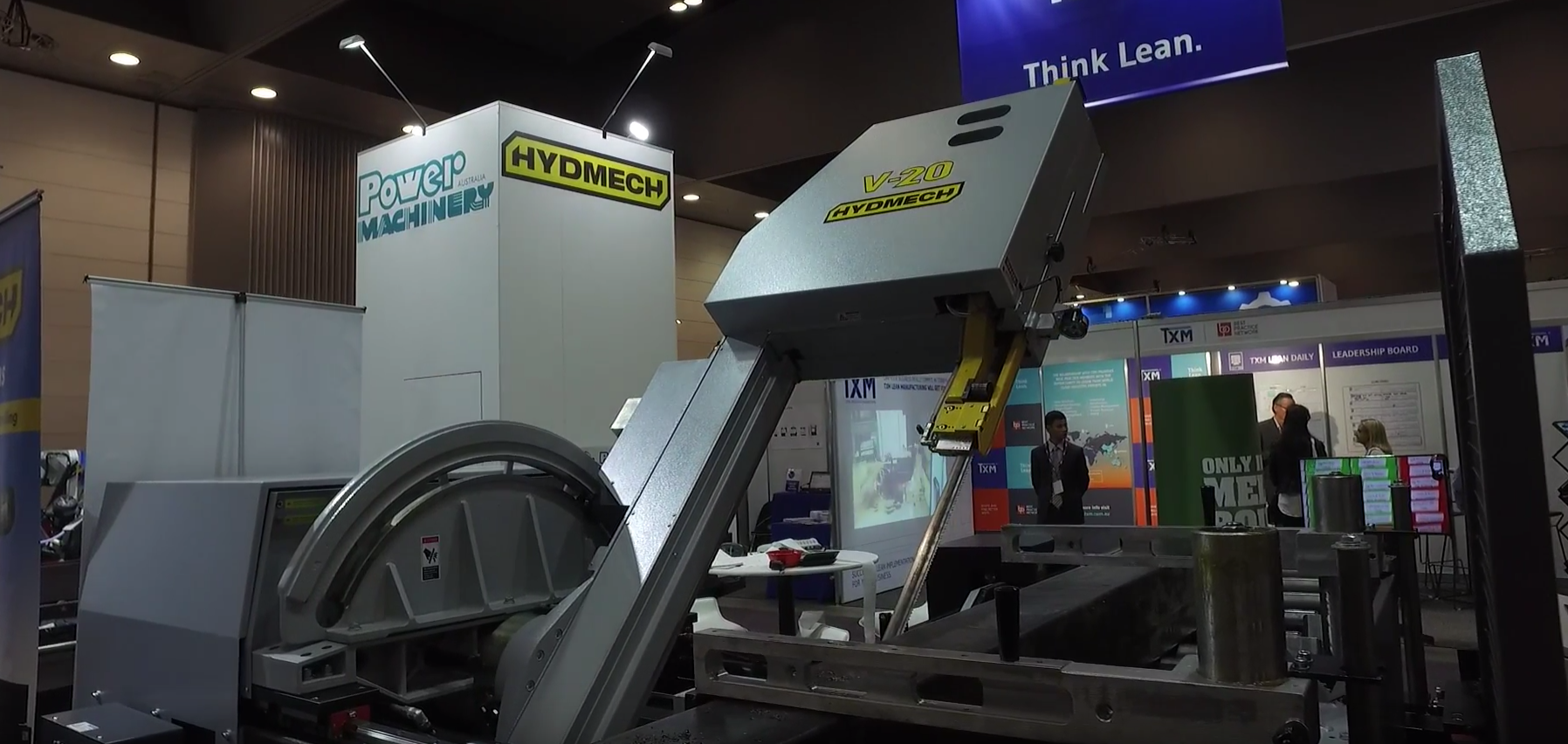 Why You Should Be Using A Vertical Band-Saw For Your Mitering Jobs