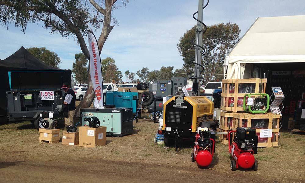 CAPS Are Offering Exclusive Deals At Toowoomba FarmFest, We've Got All The Details