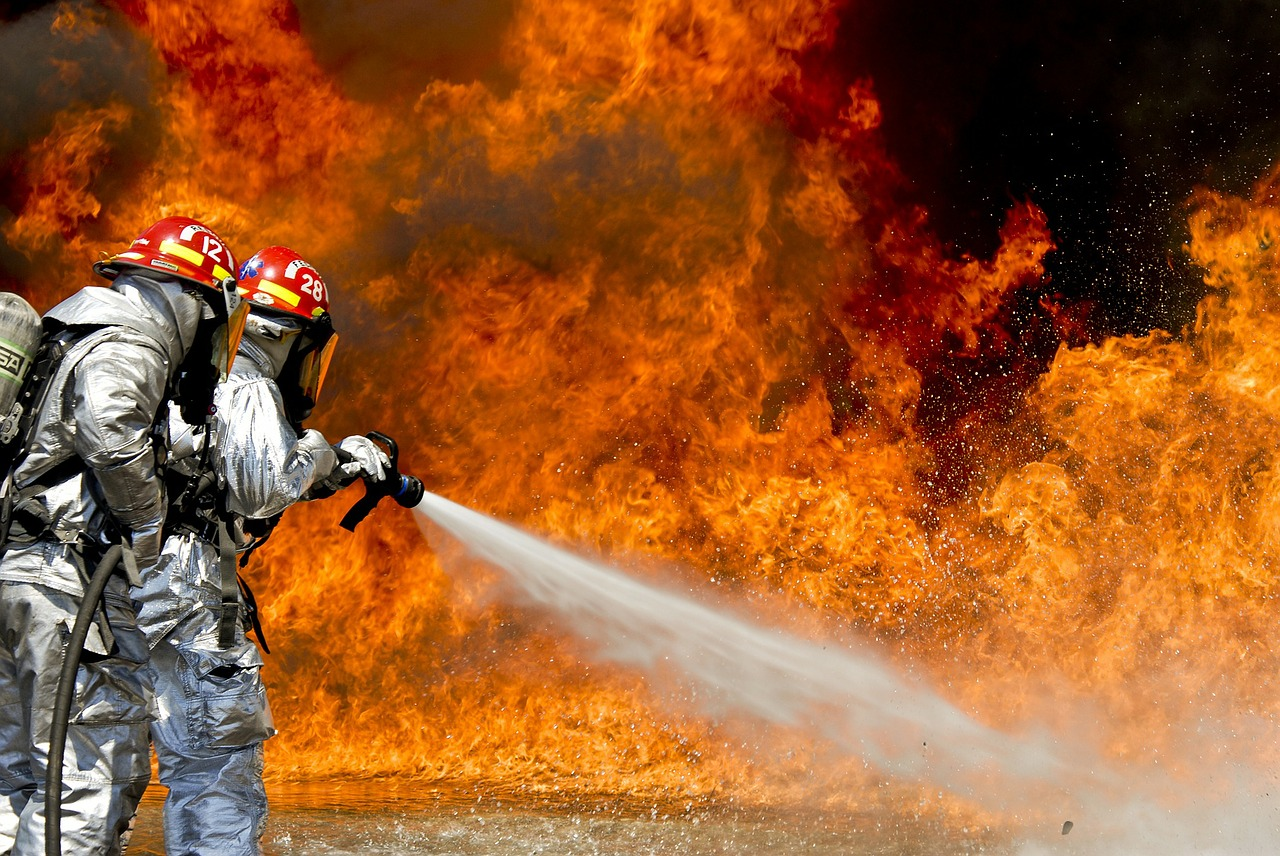 How to Fight Fires Without the Fire Brigade