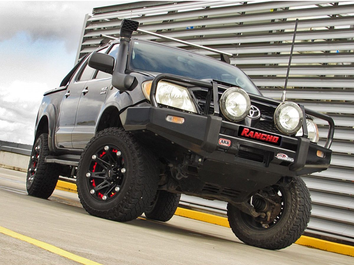 Top Upgrades for Your First 4WD