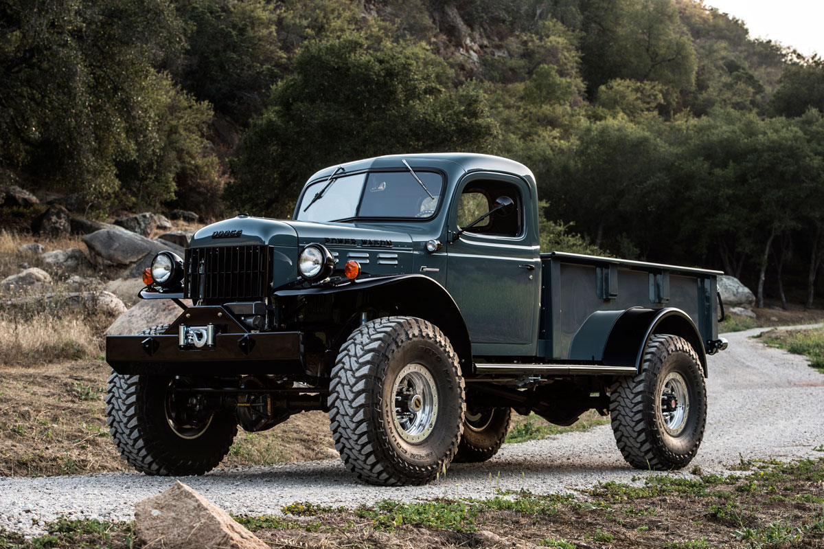 When Old is New Again (and Cooler than your Land Rover): Legacy Power Wagon