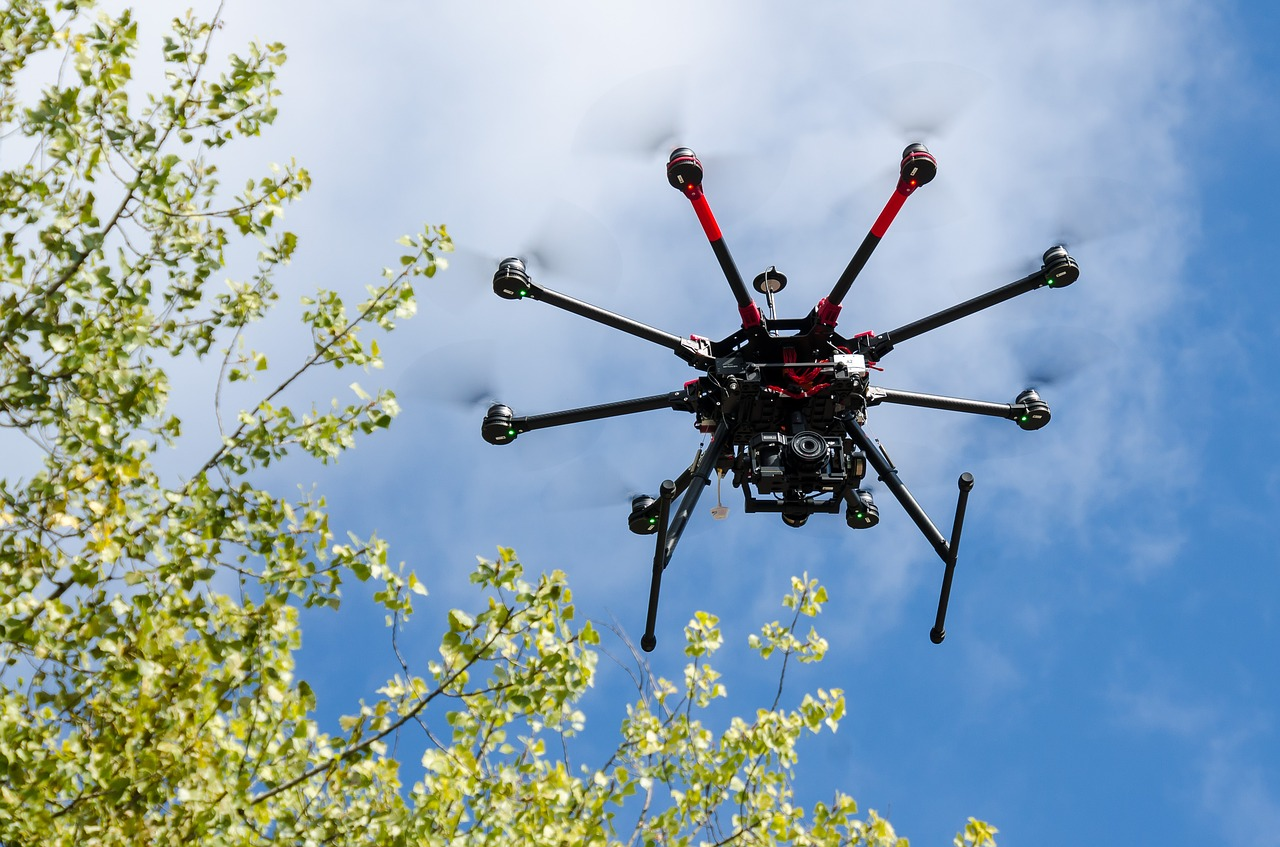 The 6 Weirdest Ways We're Using Drones