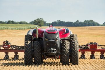 Case IH Driverless Concept Vehicle