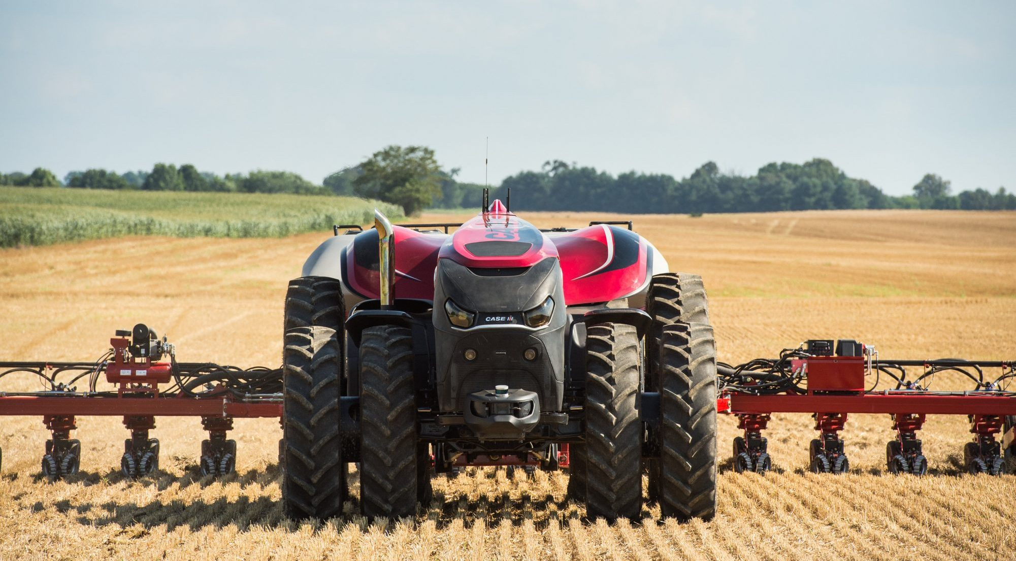 Automated Tractors: Breaking New Ground