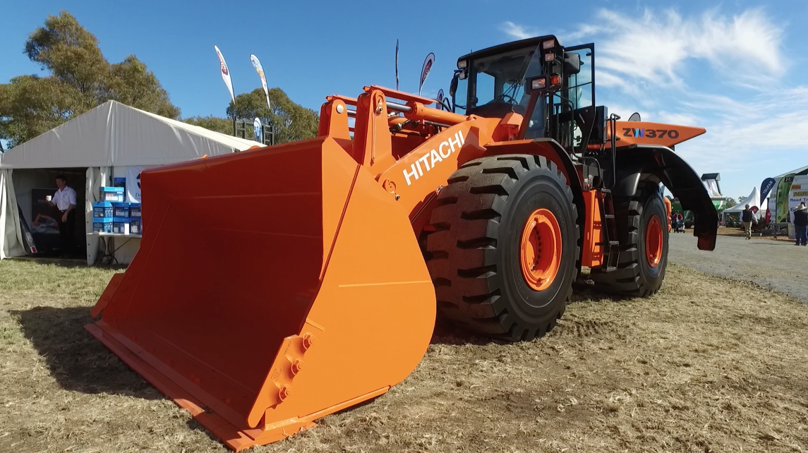 New Hitachi Wheel Loaders Proving Popular
