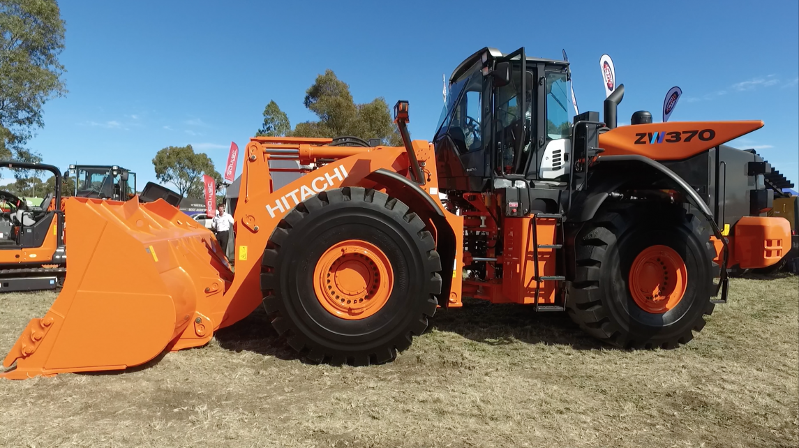 Wheel Loader Farm Fest