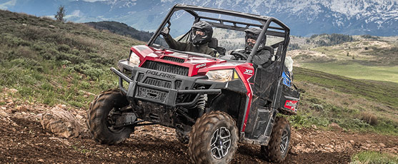 Polaris: From Deep-Snow Adventure to Farmland Favourites