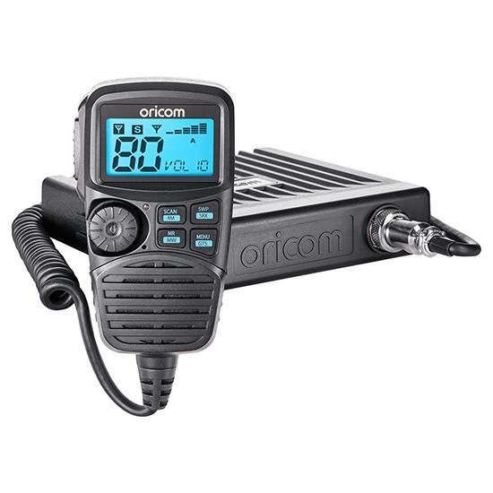Australian First: Dual Receive Controller Speaker Mic (UHF CB Radio, DTX4200)