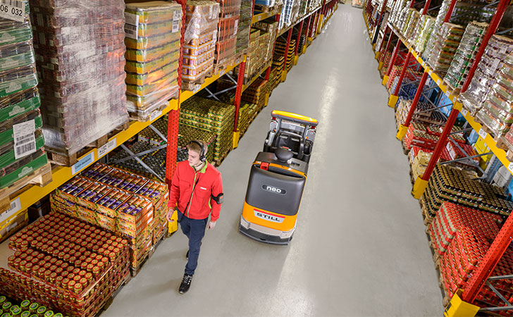 STILL Innovation Closes the Gap Between Robotics & Intralogistics