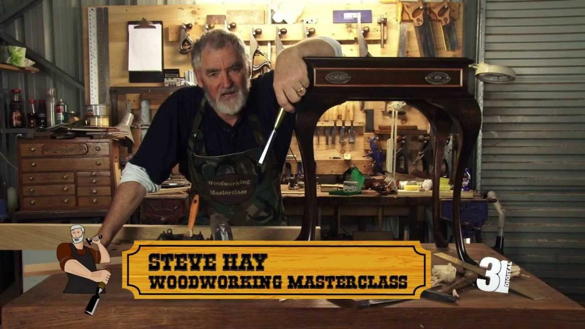 How an Out of Work Mechanic Became a Woodworking Master