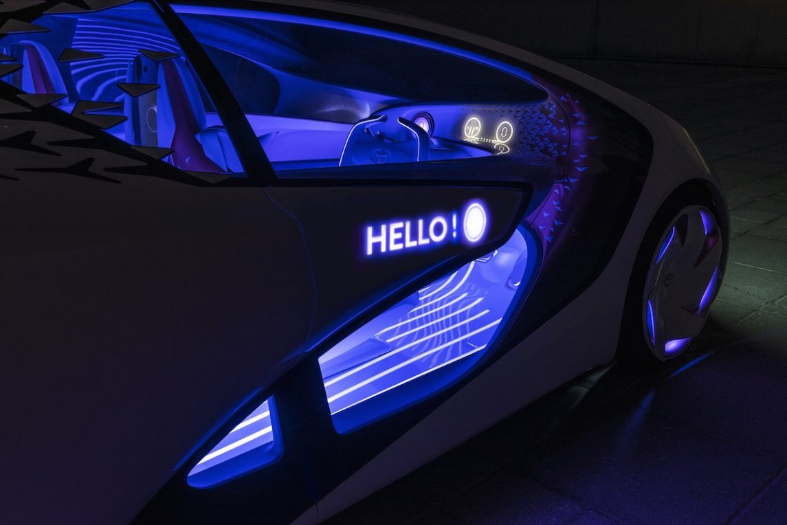 The Cars of the Future Want to be Your Friend (Because that's not Creepy at All)