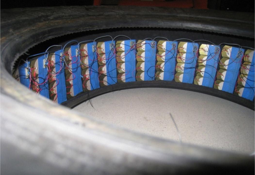 Tyre power