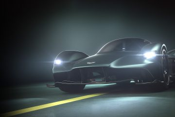 Aston Martin Valkyri