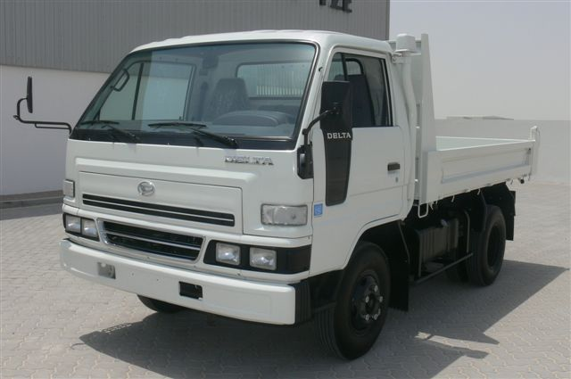 Review: 1999 Daihatsu DELTA Tipper Truck