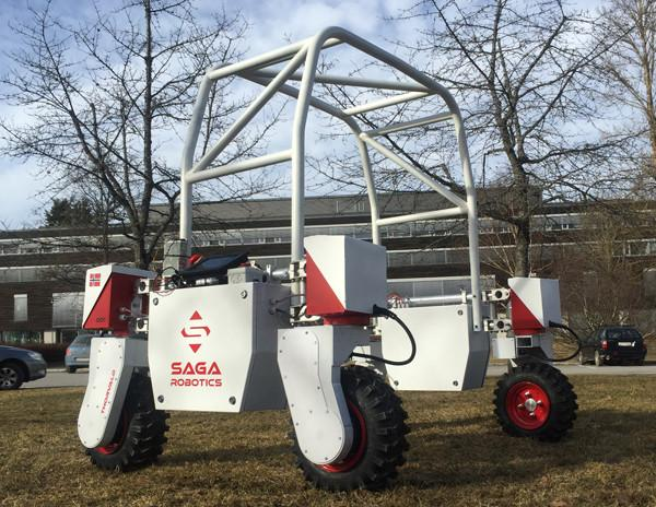 Thorvald: A Sneak Peek into the Future of Farming Robots