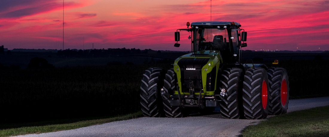 Top 5 Reasons Why Claas Keeps Winning Tractor of the Year
