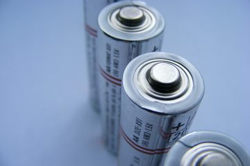 Batteries are cool and high tech