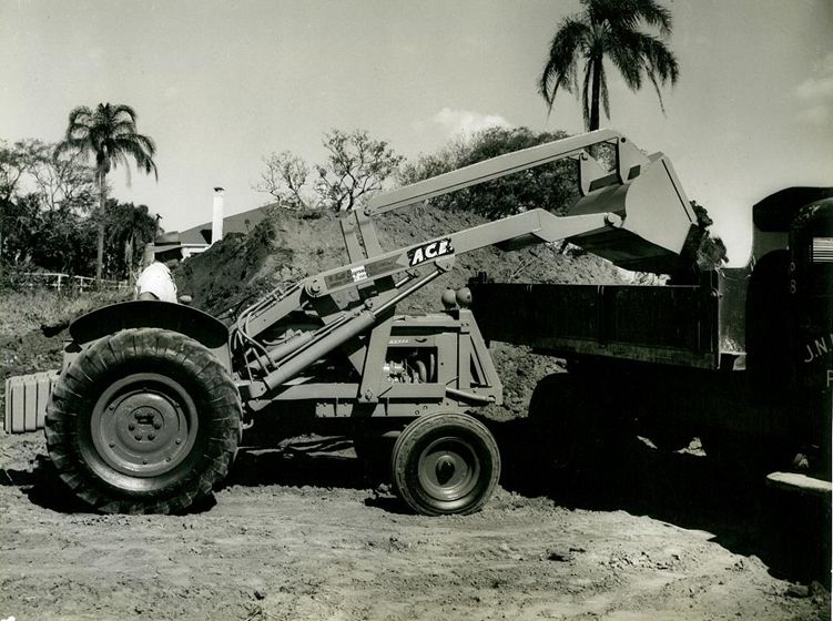 Pacific Ace Equipment Wheel-Loader