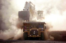 epic dust truck