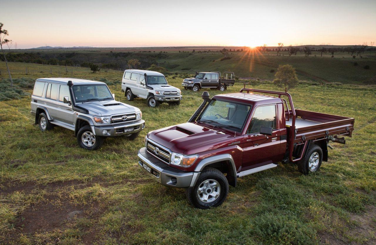 The Landcruiser 70 Series Ute: Classic Truck; Better Than Ever