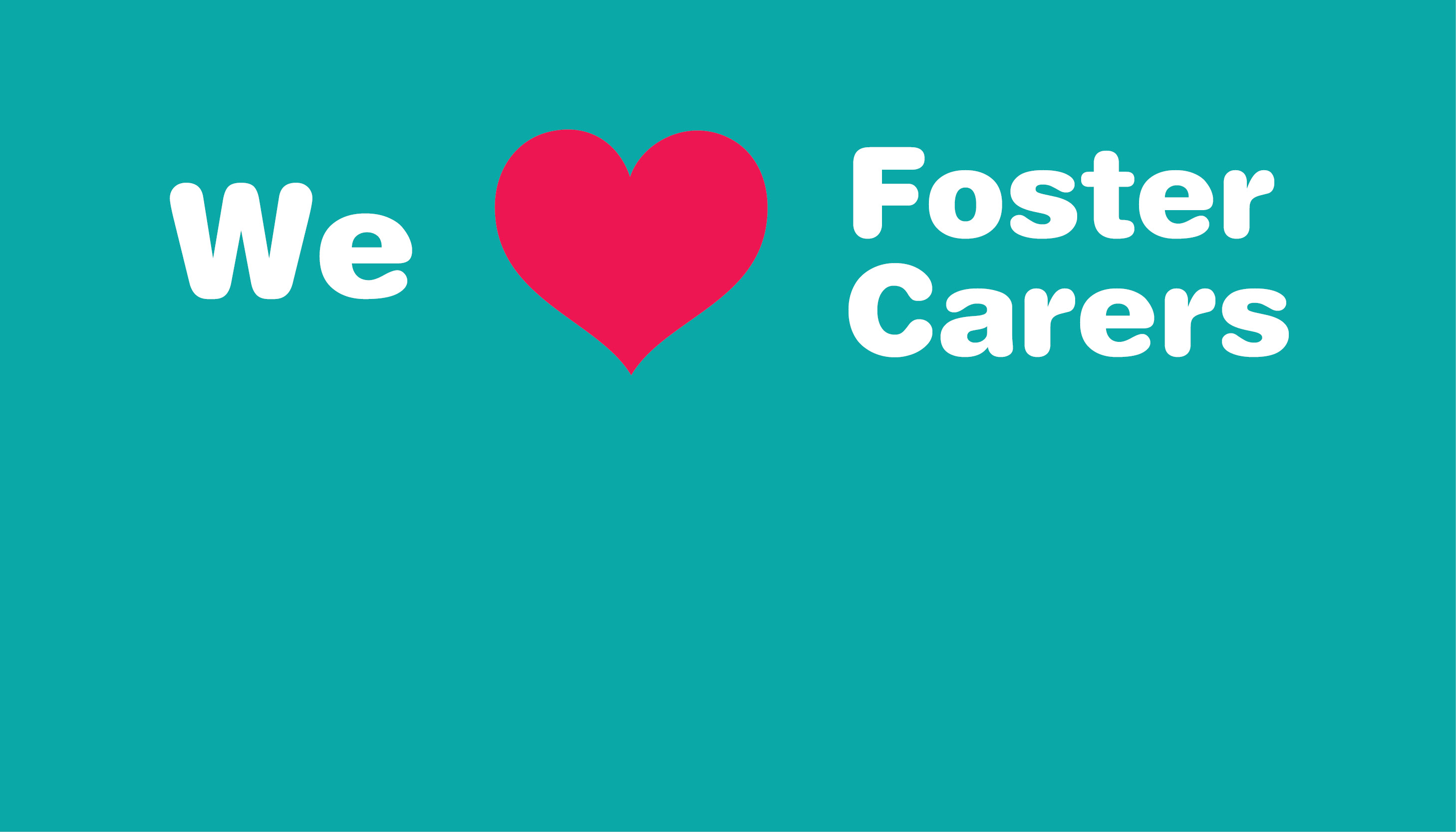 Foster Carers Build Bright Futures