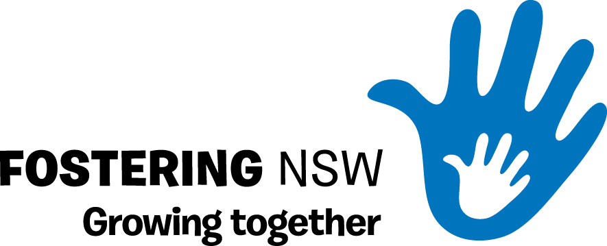 Fostering NSW logo
