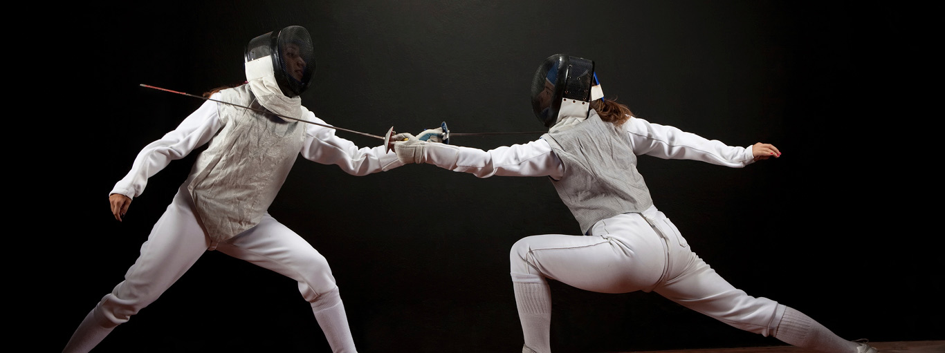 Fencing - Foil for Adults