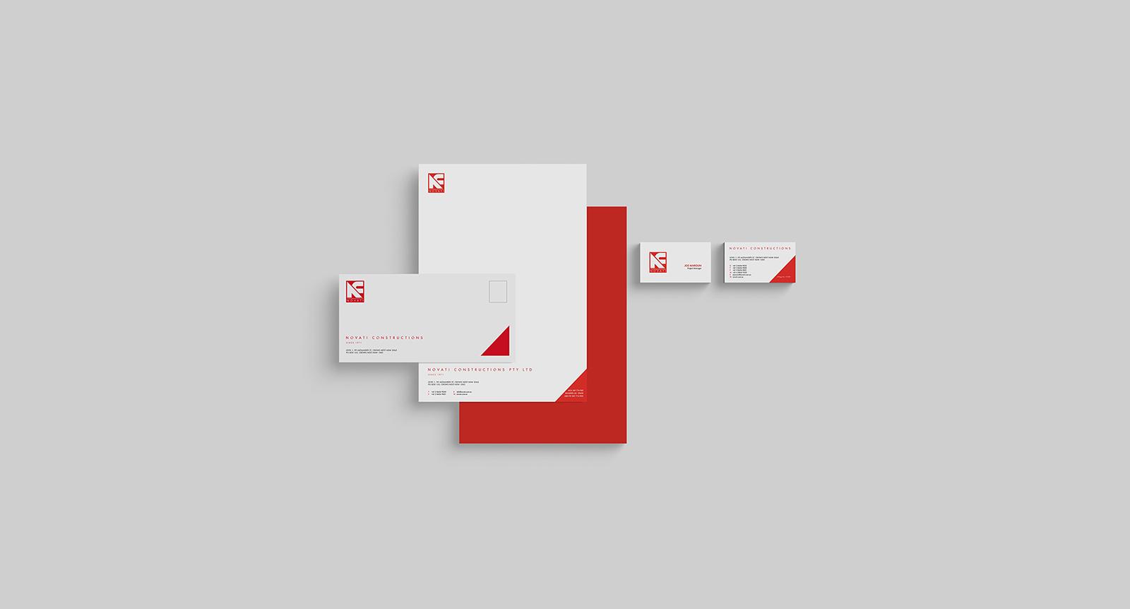 Branding Identity Design Sydney