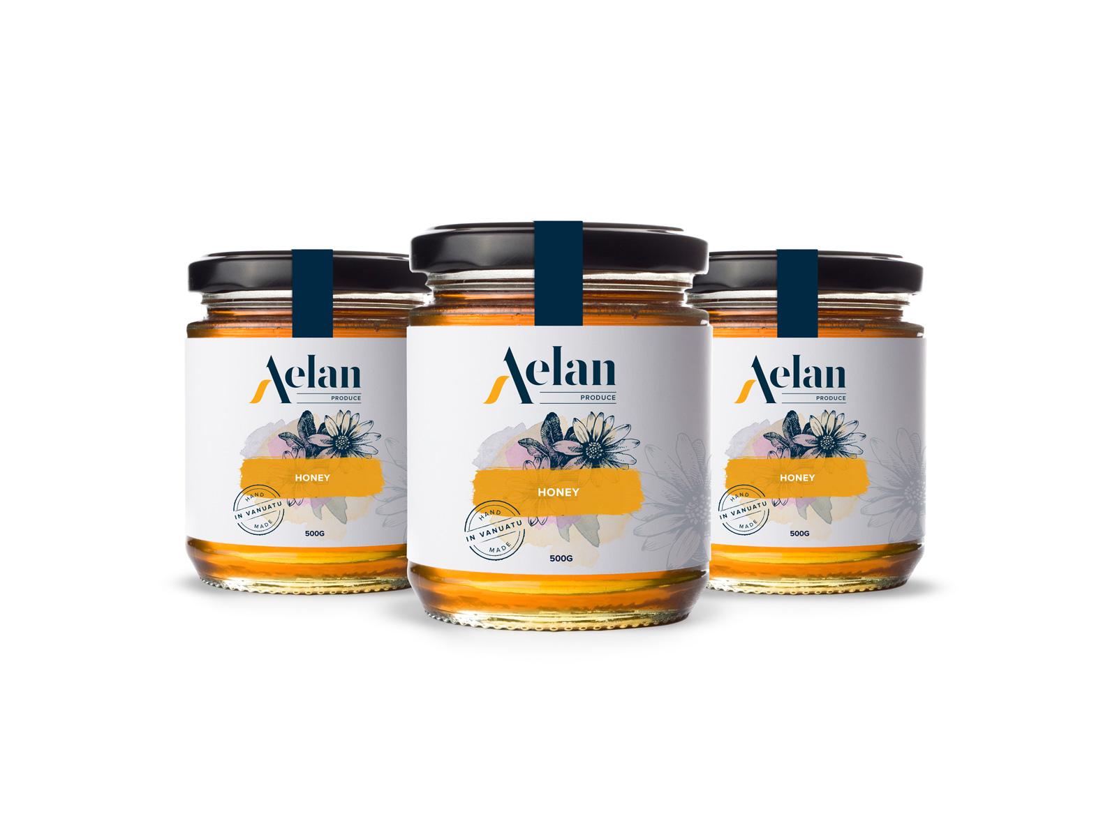 Aelan-honey-jars