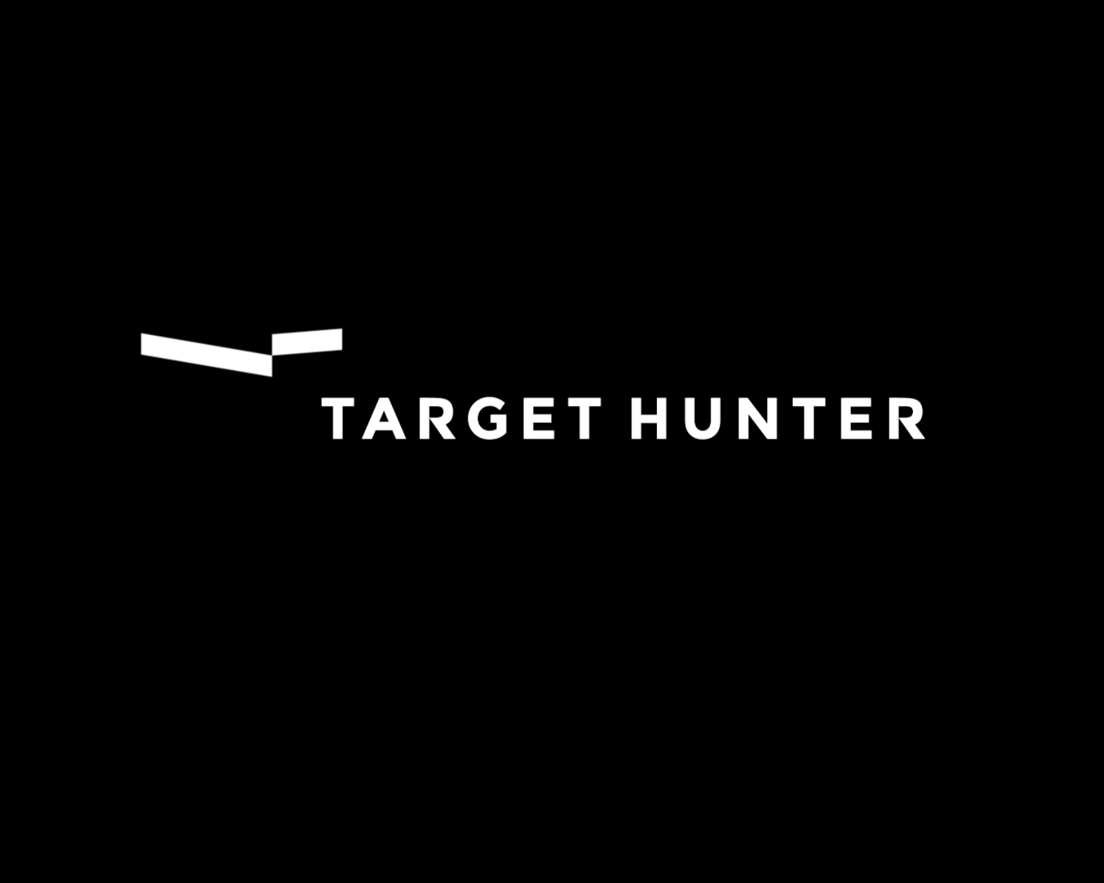 Target Hunter Animated Logo