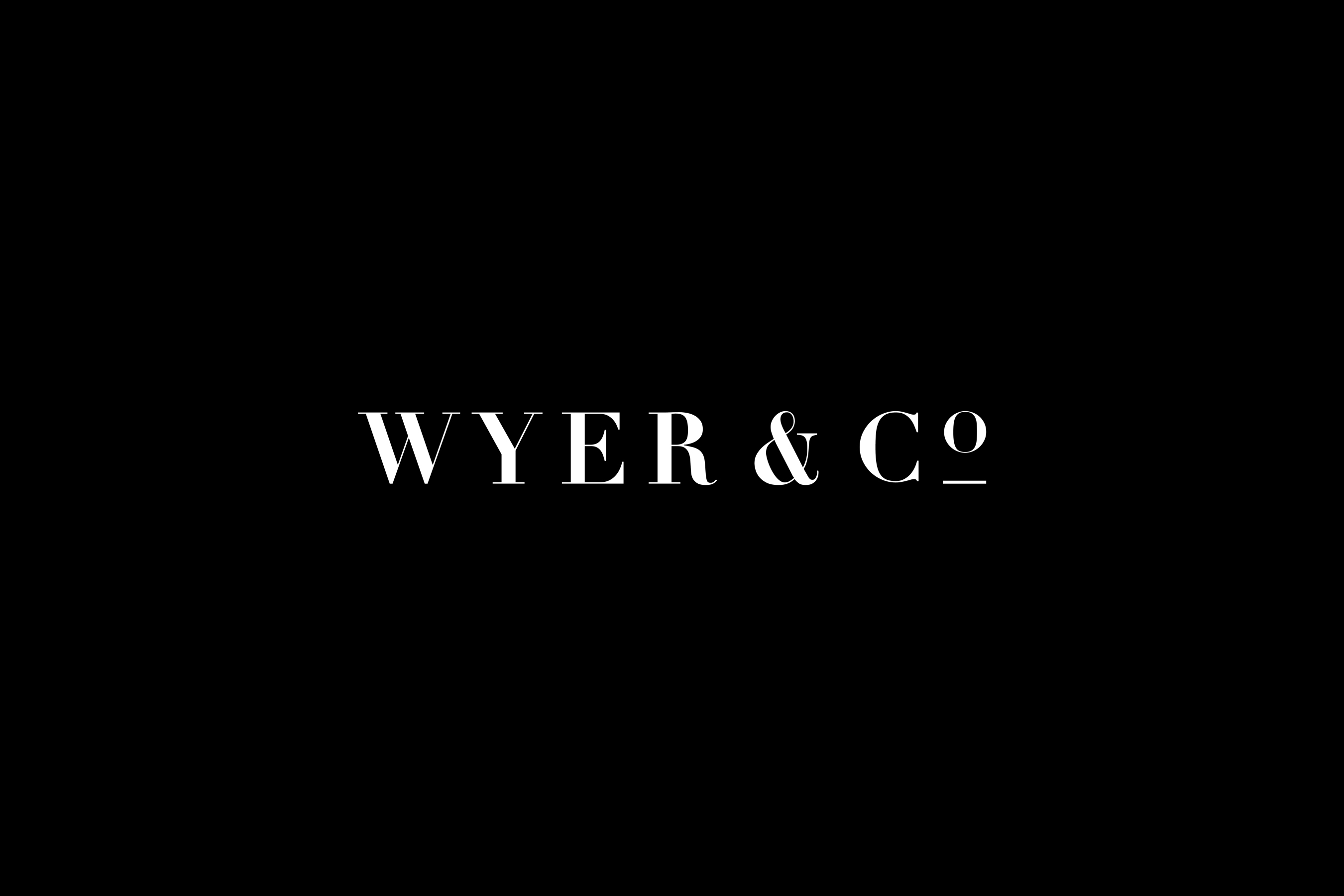Wyer & Co