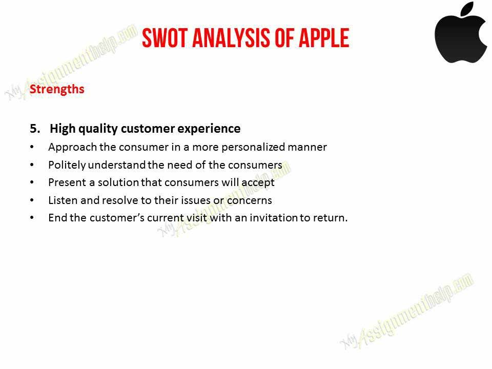 apple case study analysis