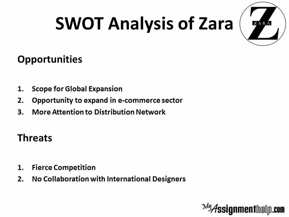 b2c analysis on zara Case study zara is the flagship brand of the spanish retail group, inditex sa, second and third day it starts to look stale, but customers may.